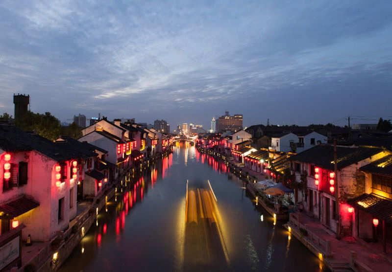 grand canal, wuxi