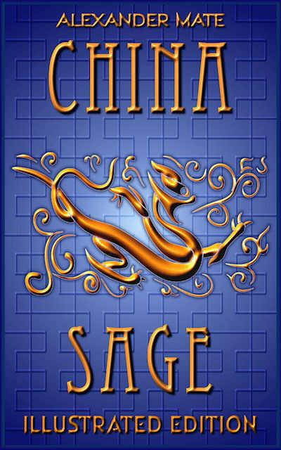 China sage book cover