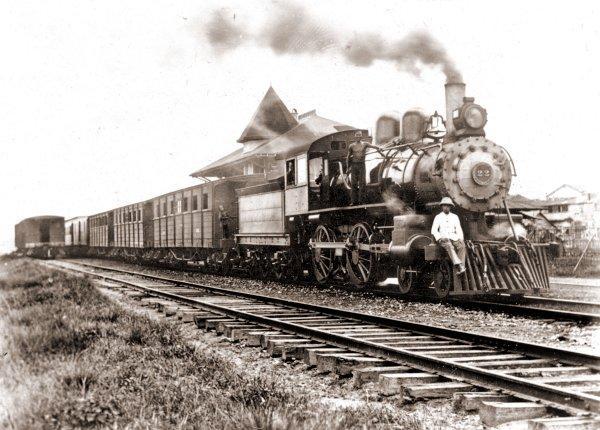 History of Railways in China