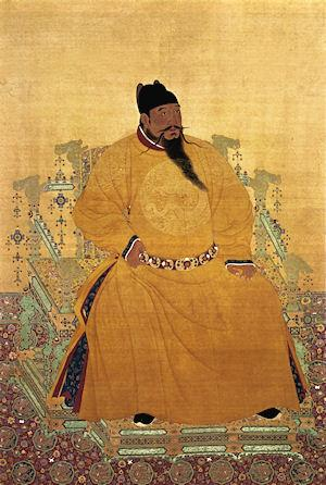 Emperor Yongle, Ming dynasty