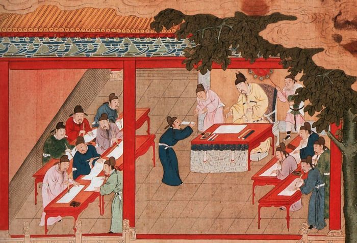 2000 years of Examinations in China