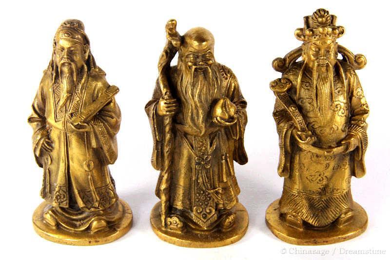 Chinese folk deities