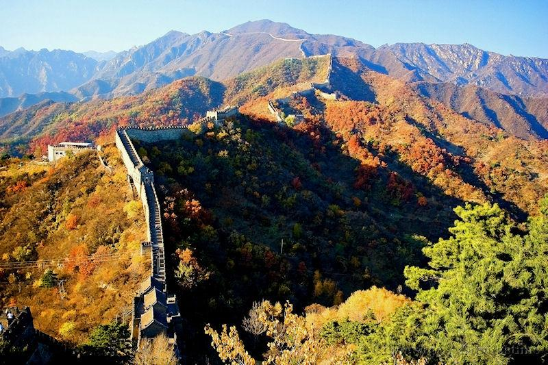 Great Wall, view