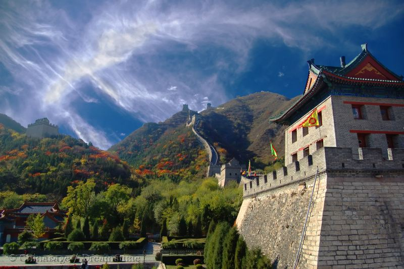 Great Wall, tower
