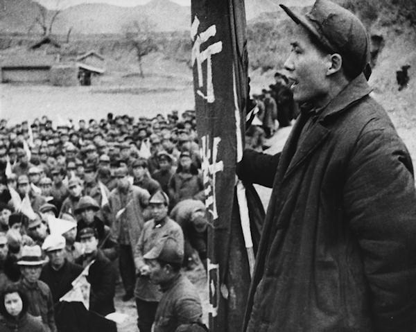 Mao Zedong, leader, communism