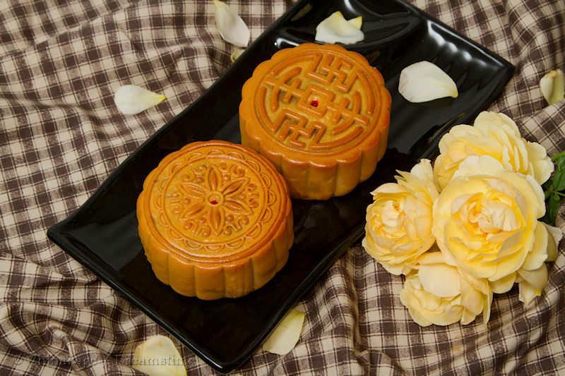 Moon festival, food, cake