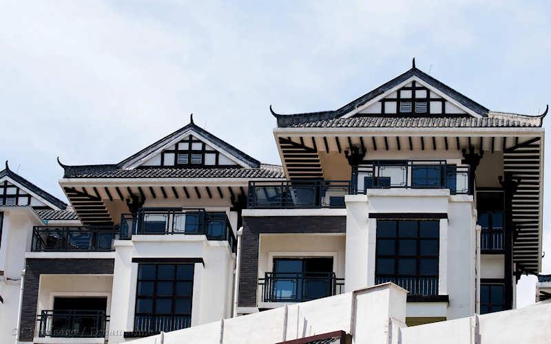 Chinese architecture for Asian architecture house design