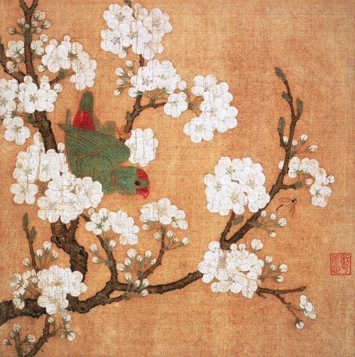 Chinese Flower and Fruit symbolism