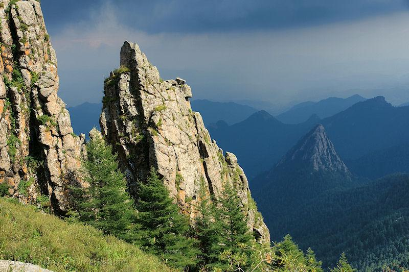 Shanxi, landscape, mountains