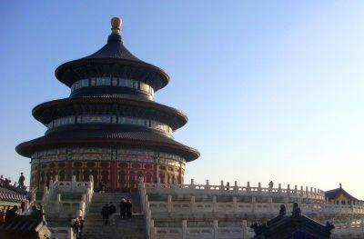 Beijing, Temple of Heaven