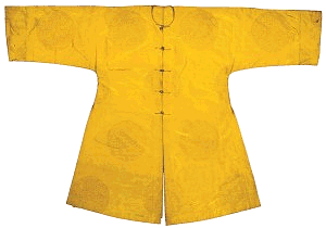 yellow riding jacket, huang ma gua