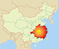 Central China