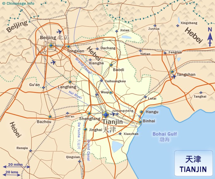 Tianjin,China map, Tianjin map: www.chinasage.info/maps/tianjin.htm