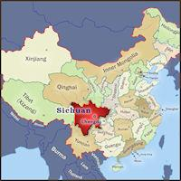 Google Map Of China